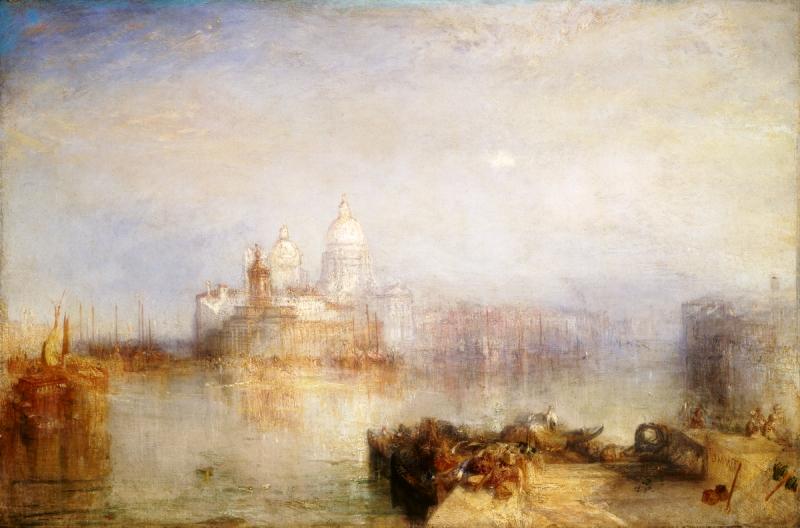 Joseph Mallord William Turner ,