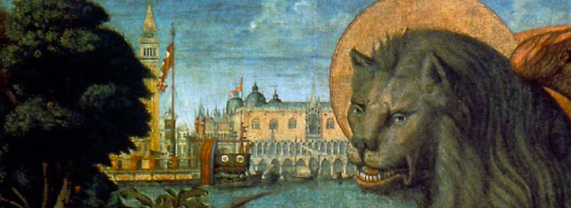 Vittore Carpaccio - Leone andante