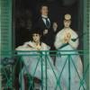 Édouard Manet (1832-1883) Le balcon 1868-1869 Musée d'Orsay