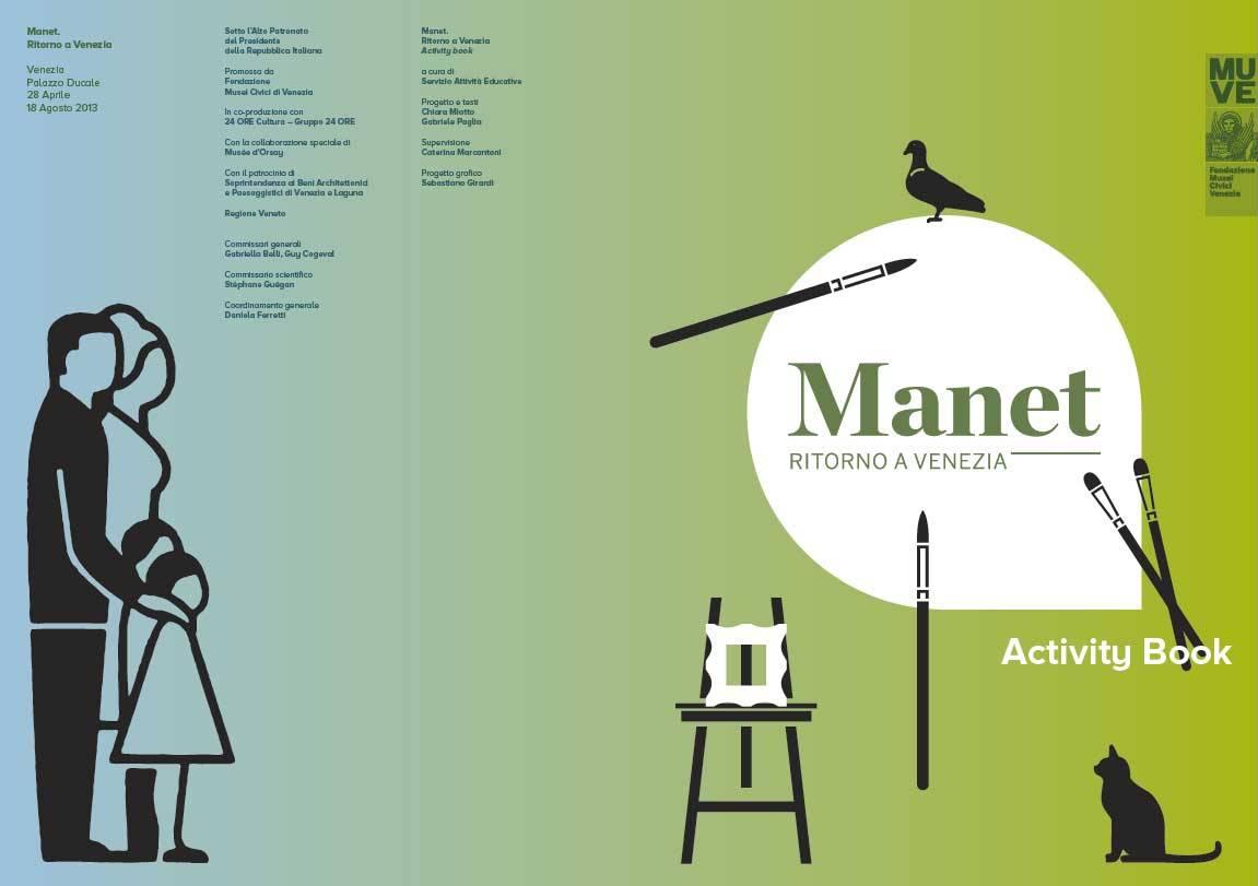 SCARICA L'ACTIVITY BOOK - Manet. Ritorno a Venezia