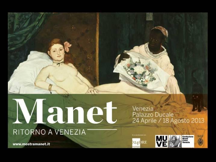 SCARICA IL DOSSIER INSEGNANTI - Manet. Ritorno a Venezia