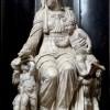 Altare_Particolare_Madonna con Bambino_Chiesetta del Doge, Palazzo Ducale, Venezia