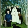 La Noce/ Nozze in campagna 1905 olio su tela, cm 163 x 114 Parigi, Musée de l'Orangerie, Collection J. Walter‐ P.Guillaume © RMN‐Grand Palais (Musée d'Orsay)/Hervé Lewandowski