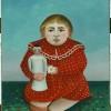 L'Enfant à la poupée/ Bambina con bambola 1904–1905 ca. olio su tela, cm 66 x 51 Parigi, Musée de l'Orangerie, Collection J. Walter-P. Guillaume © RMN‐Grand Palais (Musée de l'Orangerie)/Franck Raux