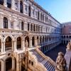 Palazzo Ducale Venezia_Itinerario i Tesori del Doge_vista da terrazza Orologio