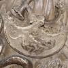 Particolare elemento lapideo Portale sommitale Scala D'Oro Palazzo Ducale Venezia_04_light