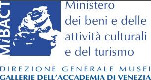 logo mibact galleria accademia venezia