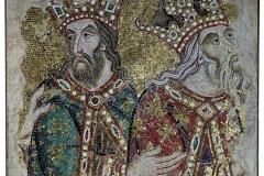 Mosaicisti marciani, I Magi, Sec. XIV