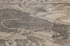 Jacopo de' Barbari, Pianta prospettica della città di Venezia, 1500