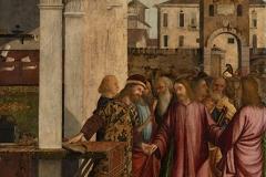 Vittore Carpaccio, Vocazione di San Matteo, 1502