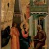 Paolo Veneziano (e i figli Luca e Giovanni). Pala feriale (1345). Venezia, Museo di San Marco
