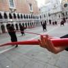 Silent Moving - Doge's Palace, Venice. Photo by Riccardo Ciriello
