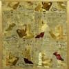 Frammento di tessuto Persia, XVII secolo