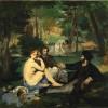 Édouard Manet (1832-1883) Déjeuner sur l'herbe, circa 1863-68 The Courtauld Gallery