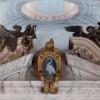 Particolari decorativi di Jacopo da Guarana_Chiesetta del Doge, Palazzo Ducale, Venezia