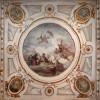 Soffitto_Antichiesetta_Veduta alta su tele del Ricci_Palazzo Ducale, Venezia