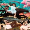 Henri Rousseau La Guerre- La chevauchée de la Discorde/ La Guerra- La cavalcata della Discordia, 1894 ca. olio su tela, cm 1145 x 195 Parigi, Musée d'Orsay © RMN-Grand Palais (Musée d'Orsay)/Tony Querrec