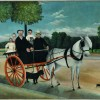 La carriole du Père Junier/ Il biroccino di papà Junier 1908 olio su tela, cm 97 x 129 Parigi, Musée de l'Orangerie, Collection J. Walter- P. Guillaume © RMN‐Grand Palais (Musée de l'Orangerie)/Franck Raux