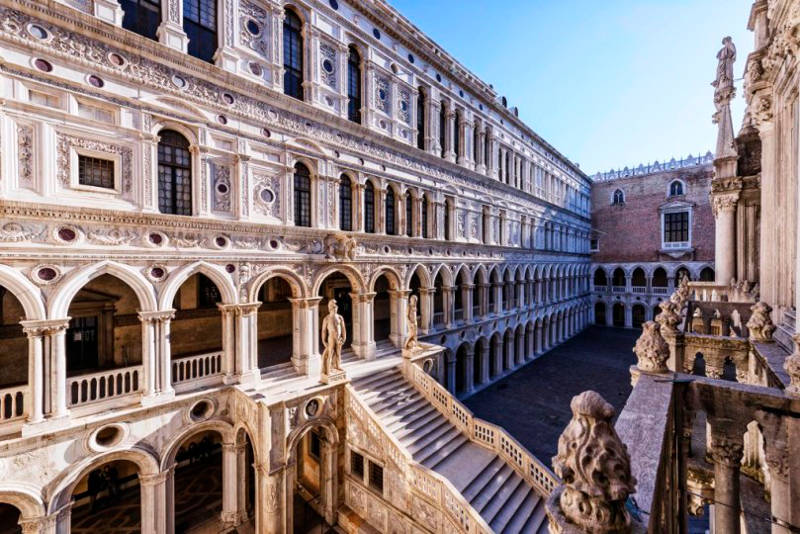 Special Itineraries The Doge S Hidden Treasures Palazzo