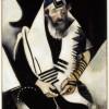 """Marc Chagall """"Rabbino N. 2"""", 1914 – 1922, olio su tela, cm 104 x 84, Venezia, Ca' Pesaro - Galleria Internazionale d'Arte Moderna, © Fondazione Musei Civici di Venezia, Archivio Fotografico"""